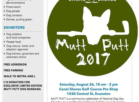 Mutt Putt 2017