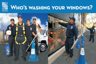 Corporate Cleaning Service ~ Postcard.JP
