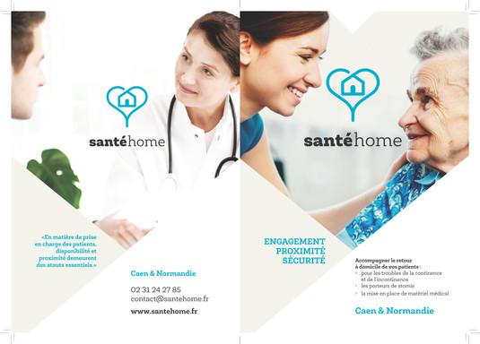 Communication institutionnelle : Santé Home (Yannick Mignot)