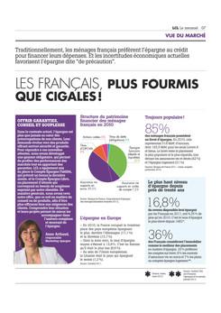 Presse d'entreprise : LCL Le mensuel
