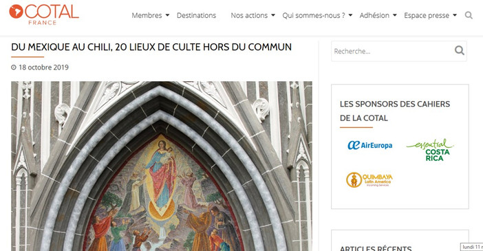 Web : Les Cahiers de la COTAL