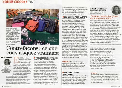 Presse : DOSSIER FAMILIAL n°534
