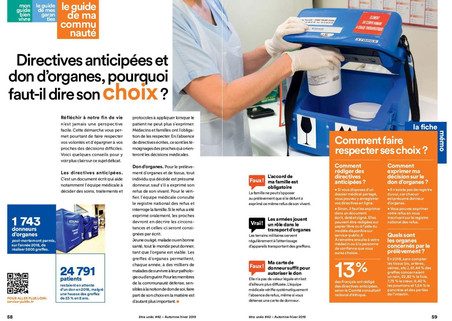 Magazine Être Unéo N°42
