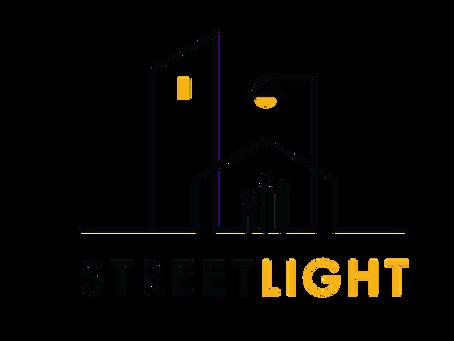 האתר של STREETLIGHT עולה לאוויר!