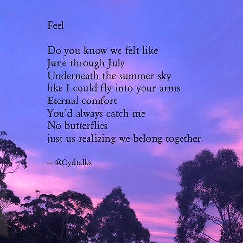 Feel print