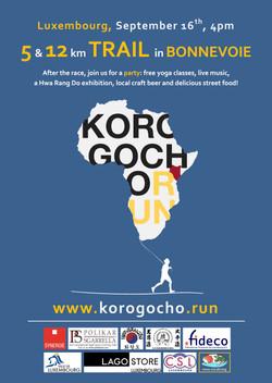 K-run - Poster