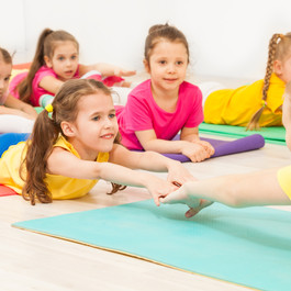 Yoga for Daycares and Preschools