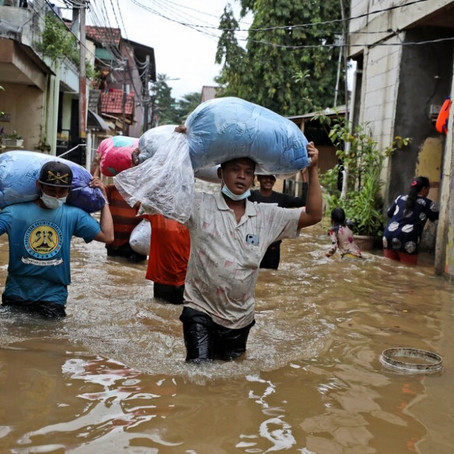 Biến đổi khí hậu có thể làm kinh tế toàn cầu thiệt hại 23.000 tỷ USD vào năm 2050