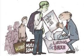 4 thay đổi về lương hưu, bảo hiểm xã hội 1 lần dự kiến tại Luật Bảo hiểm xã hội