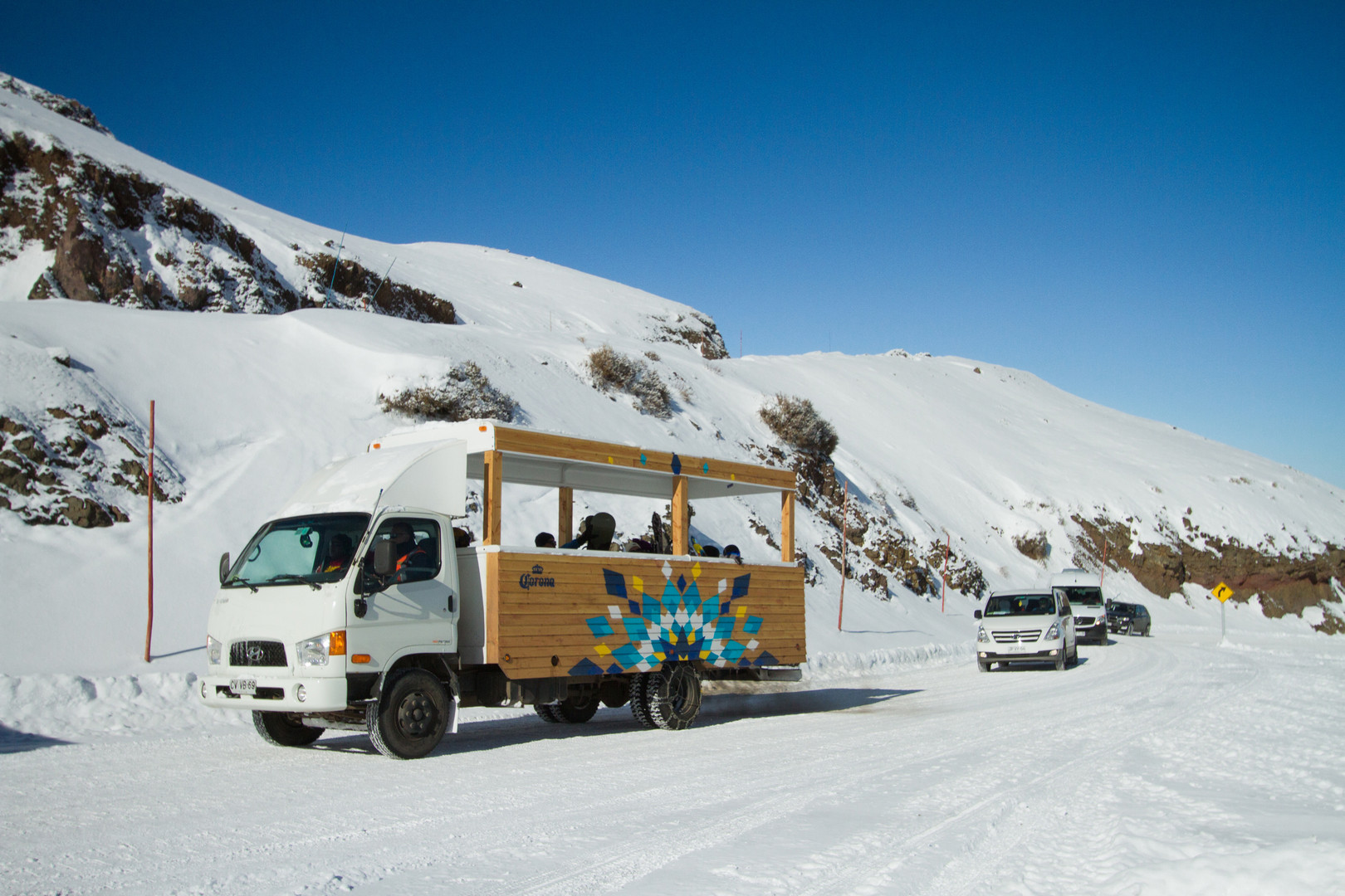 BUSES VALLE NEVADO