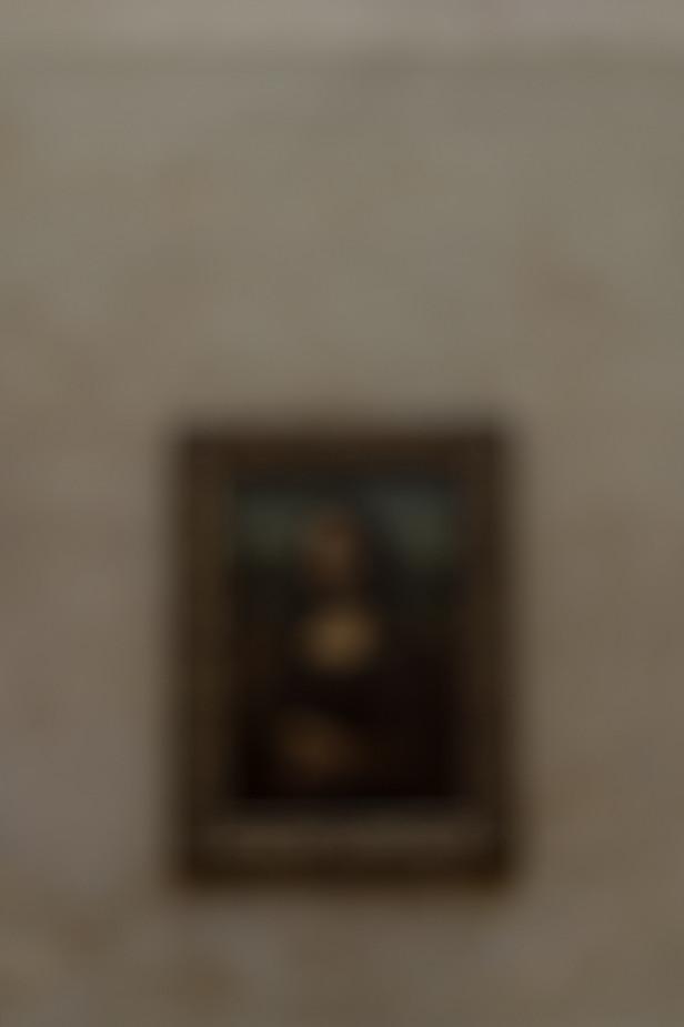 Mona Lisa, Musée du Louvre
