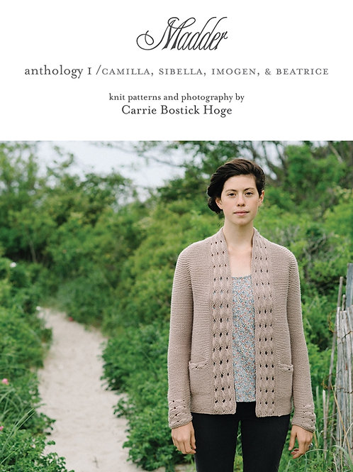 Madder Anthology 1 by Carrie Hoge