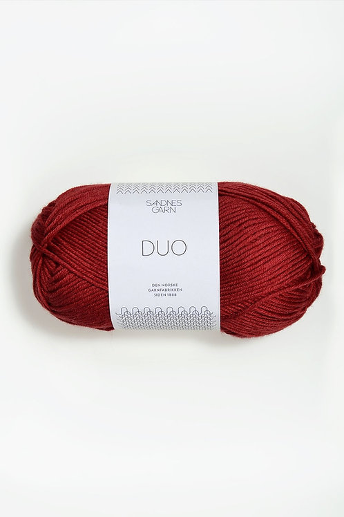 Sandnes Duo 4236 Dyp Red