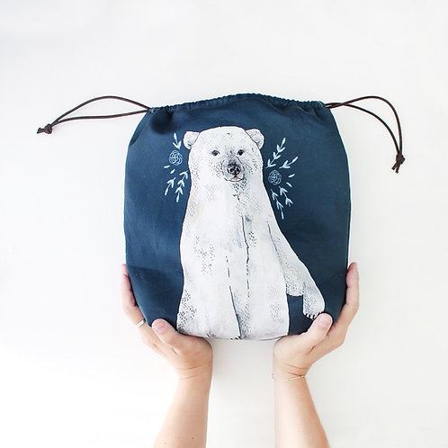 Projekttasche Eisbär Boris