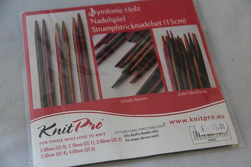 Synfonie Nadelspiel Set 15cm