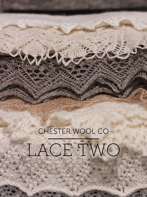 Chester Wool Co Lace Two