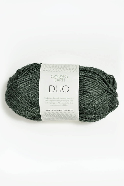 Sandnes Duo 8072 Skoggronn