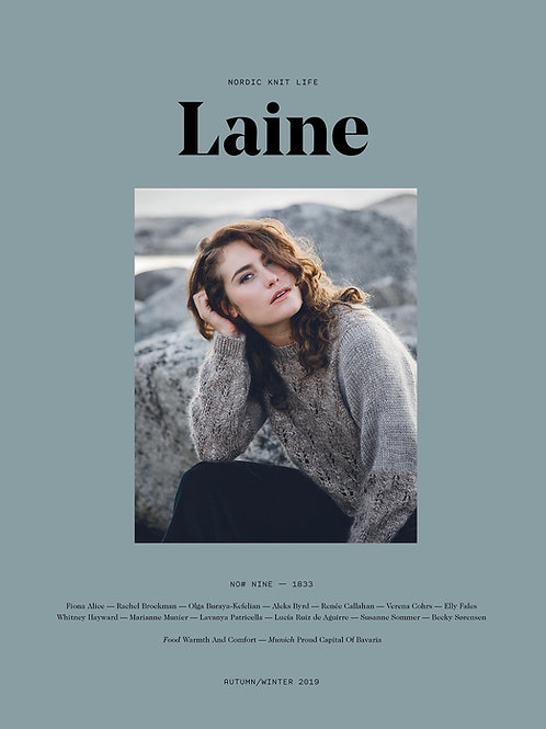 Laine Magazine No 9