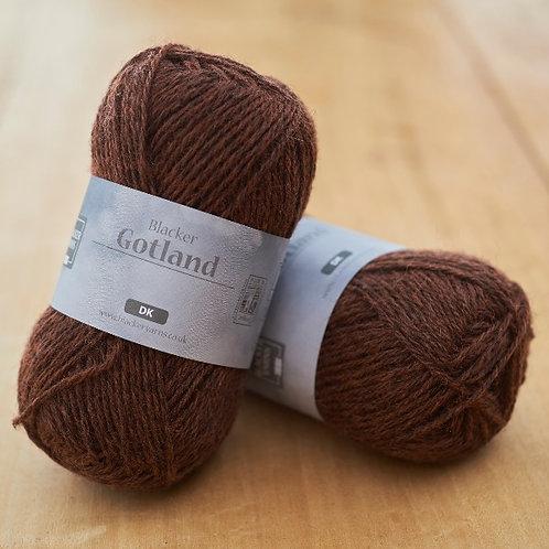 Pure Gotland Thunder Rich Brown