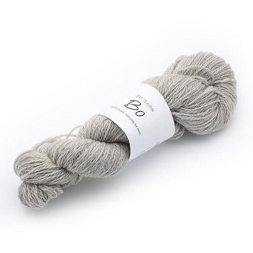 Bo - Organic Wool Silber