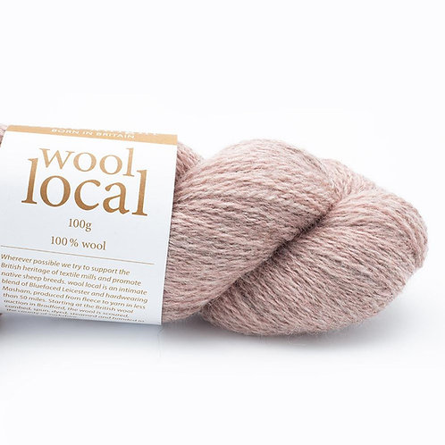 Wool Local Rosedale Pale Pink