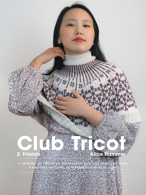 Club Tricot from Alice Hammer