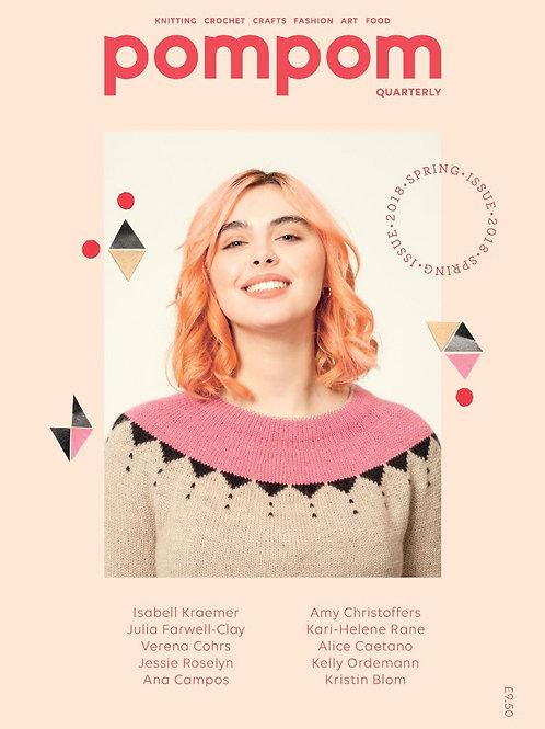 pompom Issue 24, Spring 2018