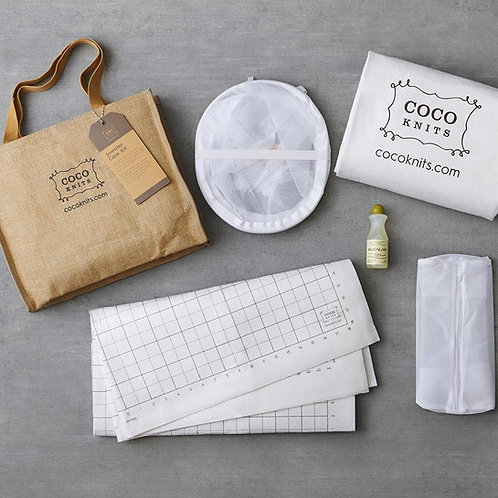 Sweater Care Kit from Cocoknits