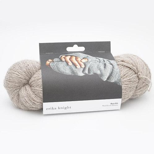 Strickkit Wool Local Mittens (Englisch)