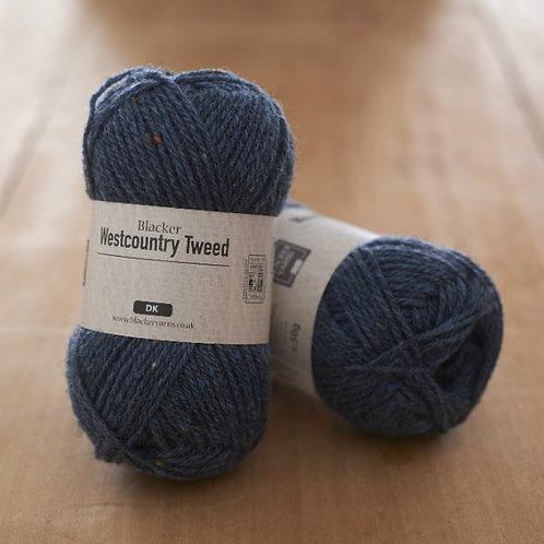 Westcountry Tweed Blue
