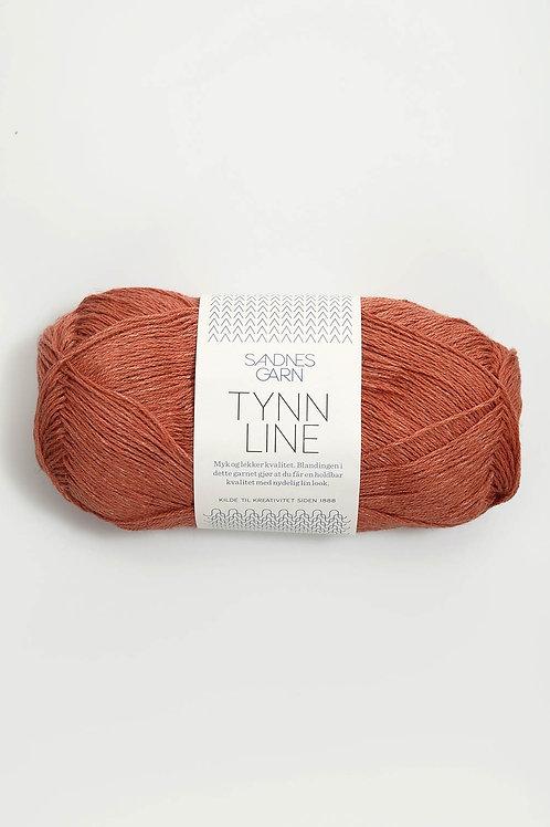 Tynn Line 4234 Terrakotta