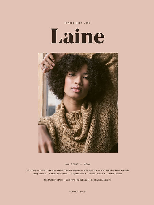 Laine Magazine No 8