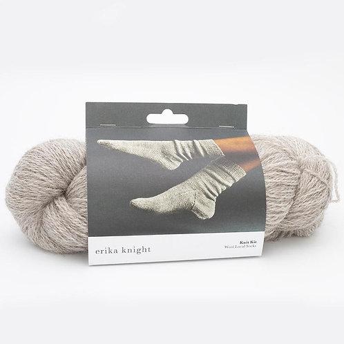 Strickkit Wool Local Socken (Englisch)