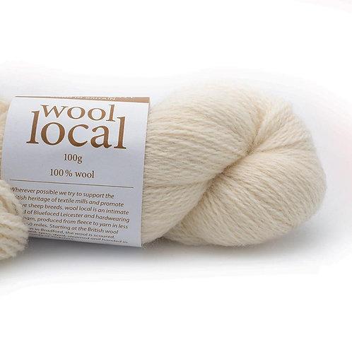 Wool Local Fairfax Ecru