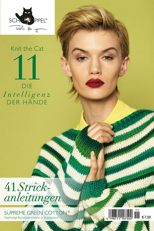 Knit the Cat No 11