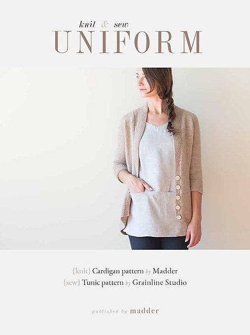 UNIFORM knit & sew Book