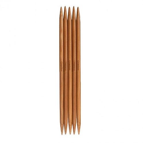 Nadelspiel 15cm Bamboo