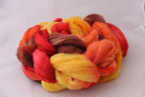 BFL / Nylon Sockenwollqualität Nr. 204, 150gr.