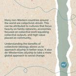 Individualistic vs. Collectivist Allyship Slide 3