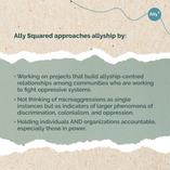 Individualistic vs. Collectivist Allyship Slide 4