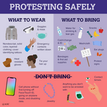 Protesting Safely