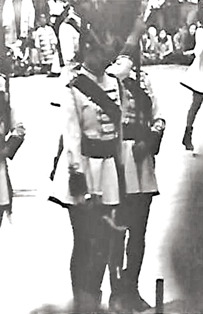 VIP Color Guard 1969-71