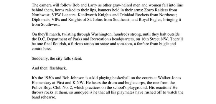 Bobby Johnsons Article February 22, 2006