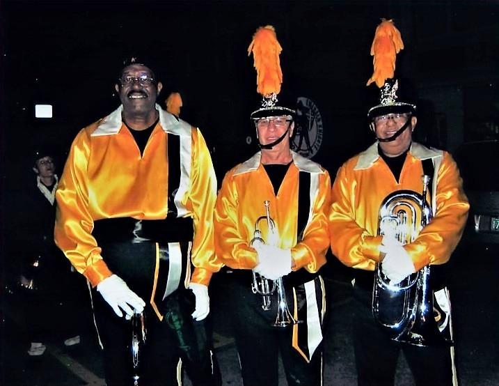 Golden Knights, ED, Bill,  Joe Blessed S