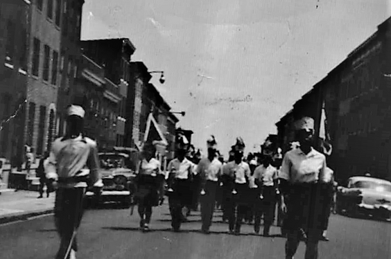 Sabres on Parade David Sloan