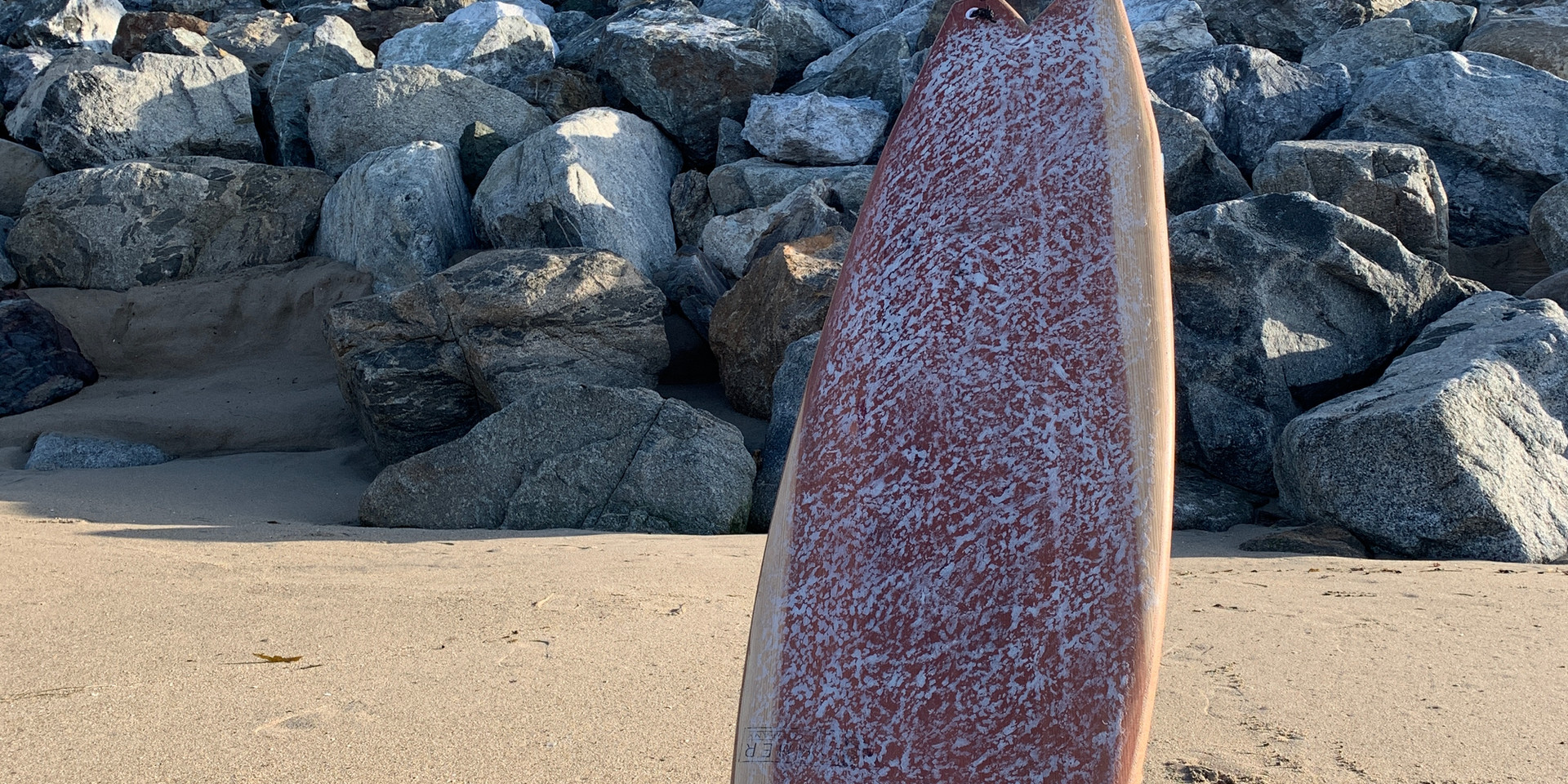 Timber Surf Company - Wooden SurfBoard Surfing Santa Cruz