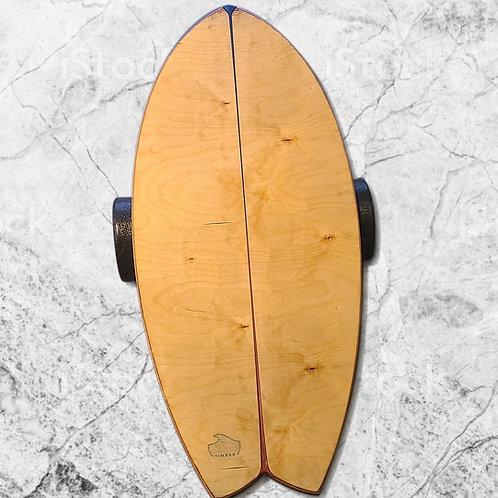 Timber Balance Board