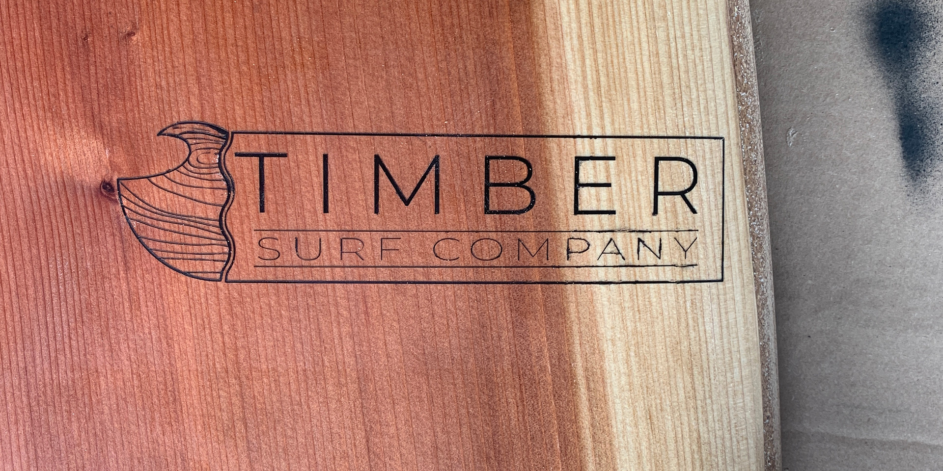 Timber Surf Company | Splinter Series Wooden Surfboard | Santa Cruz, CA