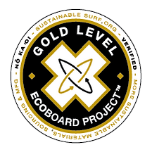 Timber Surf Company | Wooden Surfboards | Gold Level Ecoboard Project
