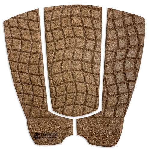 3pc Cork Traction Pad